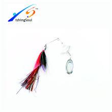 SPL029 spinner lames spinner appâts chine pêche leurres pour l'eau salée
