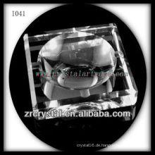 K9 Transparenter Kristallaschenbecher