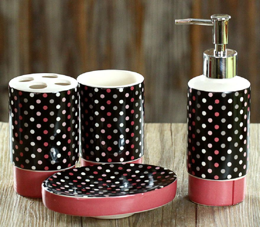 Set da bagno ceramica PC 4