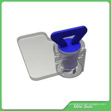 Selos do fio do medidor (JYWS01S), selos plásticos, selos de etiqueta