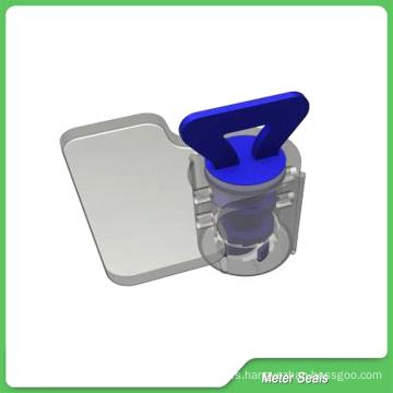 Sellos de alambre del medidor (JYWS01S), sellos de plástico, sellos de etiqueta