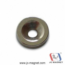 Sintered NdFeB Counterbore Magnet