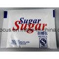 Zuckerbeutel-Verpackungs-Salz-Paket-Film-Verpackungsmaschine Ah-Klj100