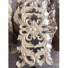 декоративные деревянные карнизы / деревянные литьевые декоративные