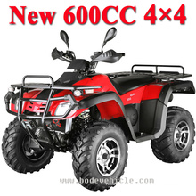 500cc ATV 4X4 Driving