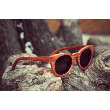 Handmade Simple Brand Wooden Sunglasses (FX15032)