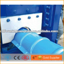 Kamm-Kamm-Rollenformmaschine / Aluminium-Profilmaschine in China hergestellt