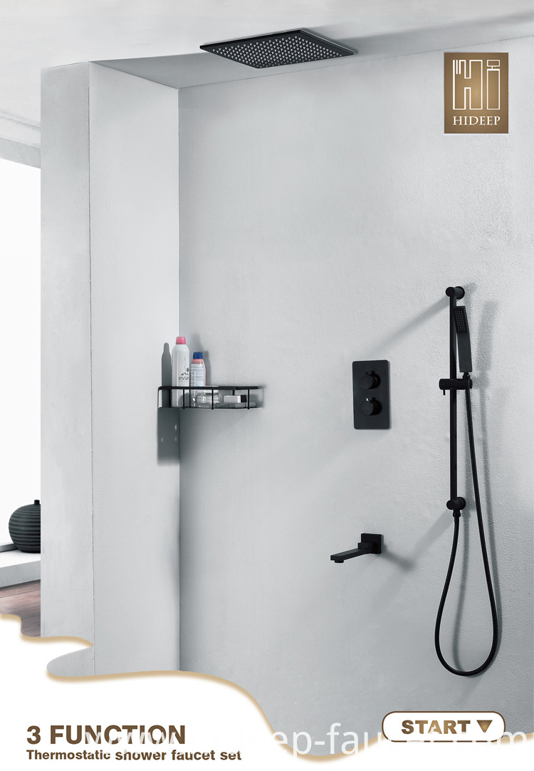 Wall Mount Shower Faucet