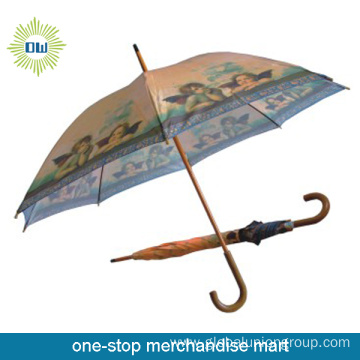 Outerdoor Sun Flower Umbrella for Woman