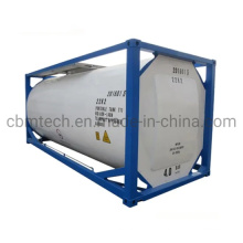 Liquid Gas ISO Tank Container Storage Tank