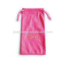micro fiber pouch for bamboo eyewear