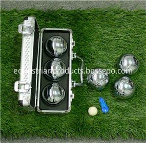 bocce ball alumium box