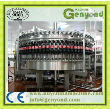 Línea de producción de bebidas carbonatadas de primera calidad