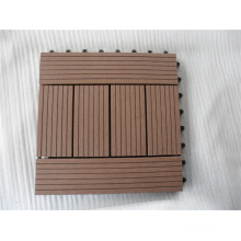 High Quality Garden Patio Cheap Floor Tiles WPC DIY Tiles