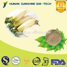 Pharmazeutisches Haut-Whitening-Rettich-Extrakt-Pulver