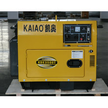 Factory Price 3kw Diesel Silent Generator with CE, ISO Hot Sale!