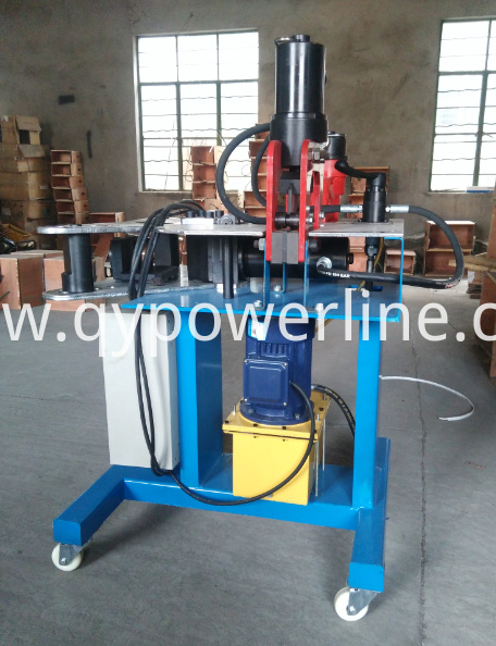 Multi-function Punching Bending Cutting Processor