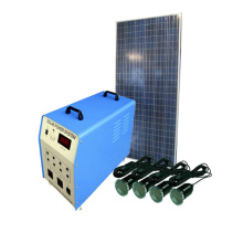 500w Portable green energy Solar Electric Generator