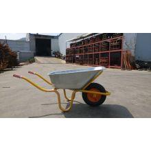 Roda pneumática de alta qualidade 100L Barrow de concreto 6438