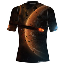 Camisa Sublimada de Moda