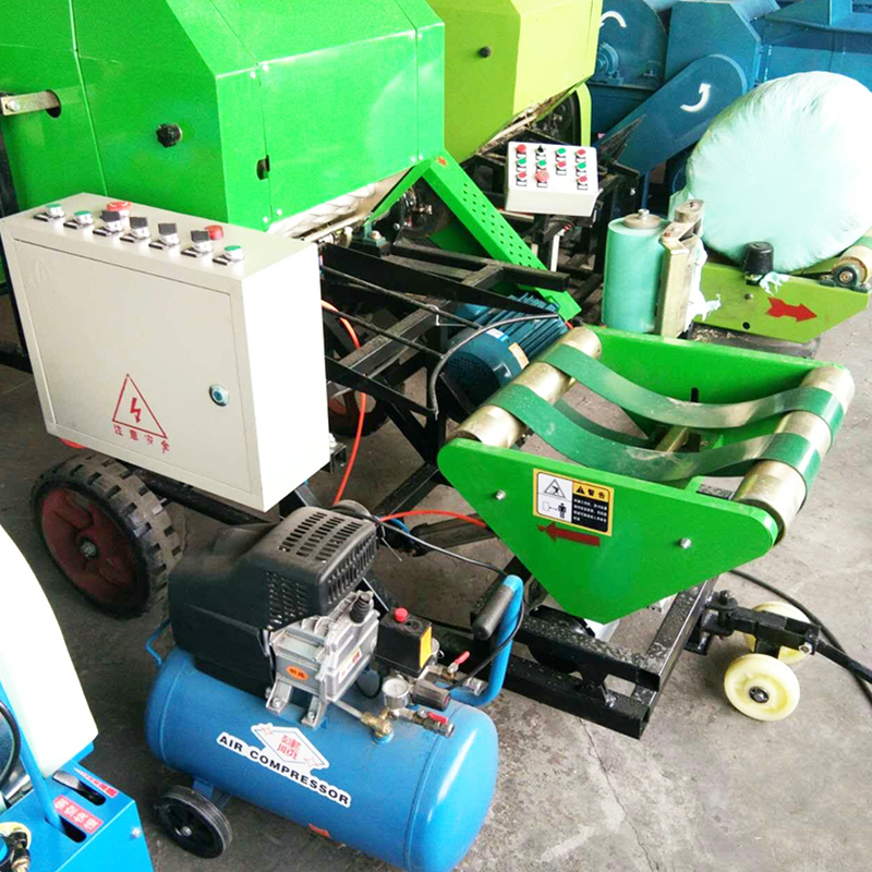 Bale Machine for Grass