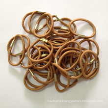 Hair Elastic Bands with Crimped Metal (HEAD-171)