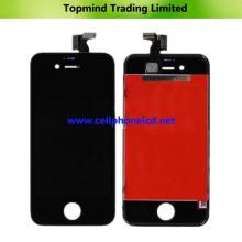 LCD original para iPhone 4S LCD con pantalla táctil con marco
