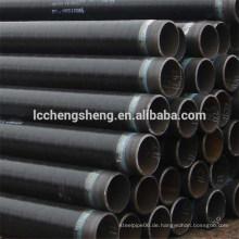 Hersteller S45-8 nahtloses Stahlrohr DIN17175