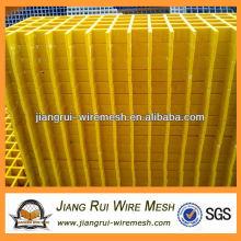Гладкая поверхность FRP Стеклопластиковая решетка