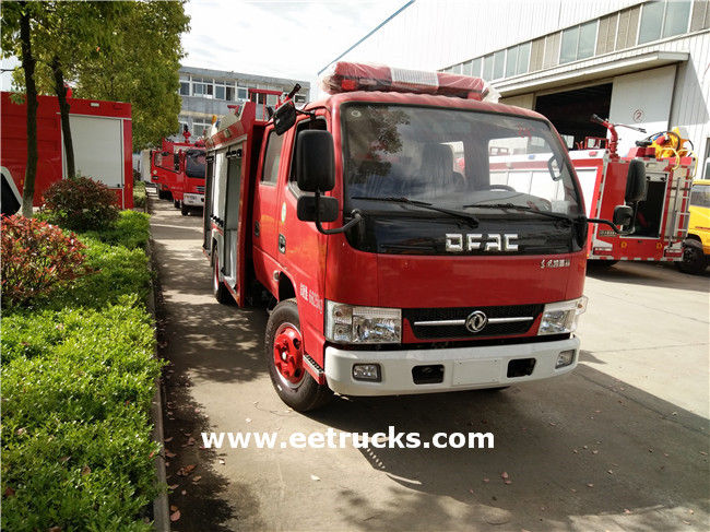 25000 Litres Water Tanker Fire Trucks