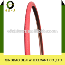 high quality bicycle tyre/tires and red tube prices