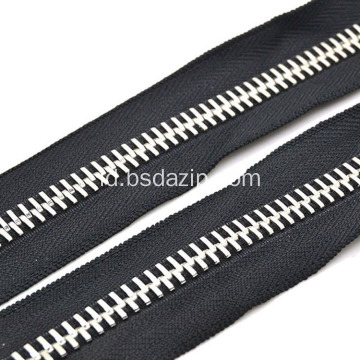 Closed End Metal Luggage Zipper Setara dengan Sbs