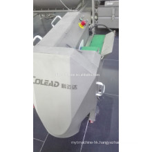 SUS 304 stainless steel salad cutting machine /slice machine/vegetable cutting machine