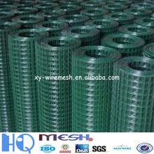 Treillis métallique soudé electro galvanisé (fournisseur de guzangzhou)