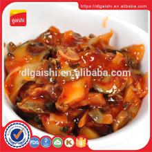 Gaishi Hot Sell Sac d'emballage sans coquille assaisonnée de viande de conque congelés
