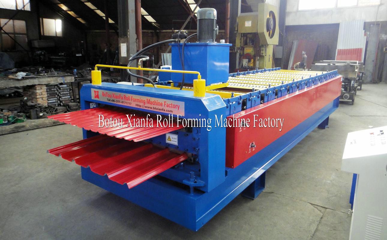 ibr double deck making machine