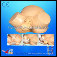 ISO Vakuum Lieferung Modell Fortgeschrittene Hebammen Training Modell Baby Lieferung