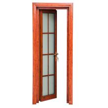 Fábrica de China fabricación de puertas y baño de vidrio de vidrio esmerilado (FT-D80)