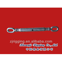 Closed body Turnbuckle steel turnbuckle
