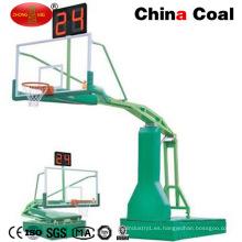 Ydl -2b Professional Basketball Backstop Soporte de aro movible