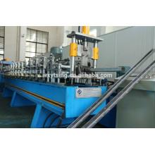 YTSING-YD-00045 Passed CE& ISO Galvanized Steel Roll Forming Grape Trellis Posts Machine/ Grape Frame Roll Forming Machine