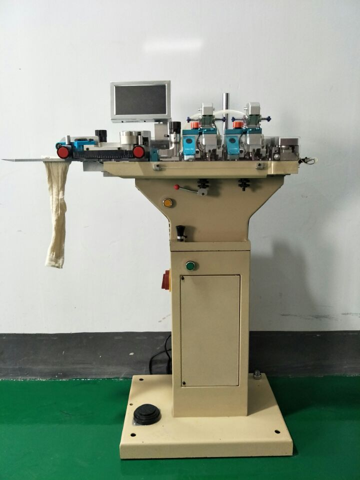 Automatic Linking Machine Of Socks