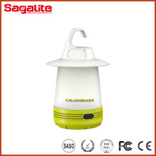 2000mAh Li Battery Powered 2 in 1 Function Detachable LED Camping Lantern