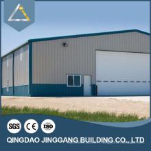 Bâtiment d'entrepôt préfabriqué en acier à vendre