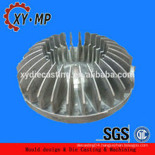 Multi die cast parts customized led housing die cast aluminum housing
