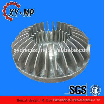 Pièces moulées multidimensionnées boîtier personnalisé boîtier en aluminium moulé sous pression