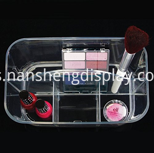 Acrylic Cosmetic Tote