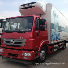 Sino 4X2 Van Refrigerated Cargo Truck