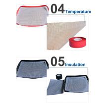 reusable heat resistance non-stick bbq cooking mat