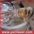 China Small Power 40W Laser Tube Price